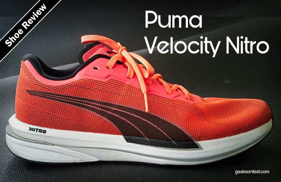 Puma Velocity Nitro Review - Geeks on Feet